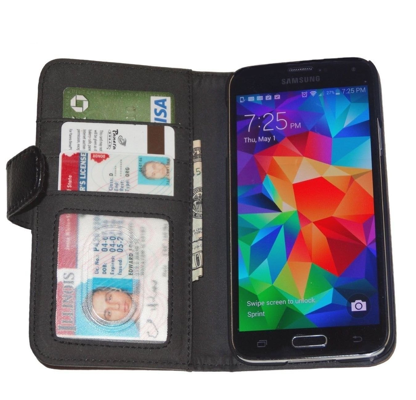 Fliptroniks Leather Cases for Galaxy S5