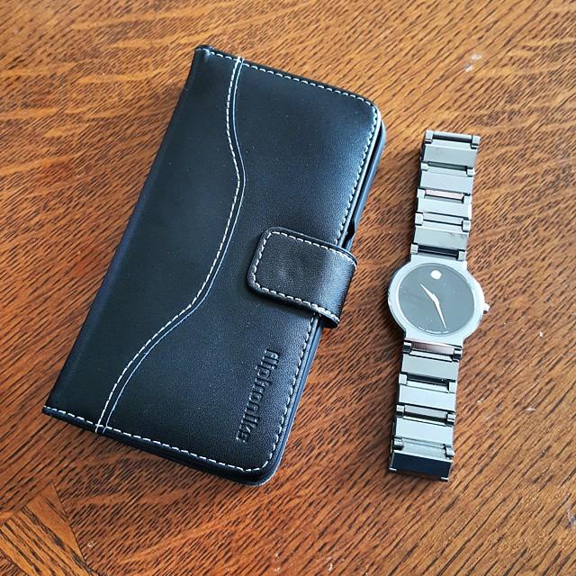 Fliptroniks Galaxy S6 Leather Wallet Case