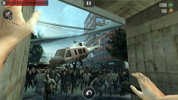 World War Z Galaxy S6 Gameplay - Fliptroniks.com