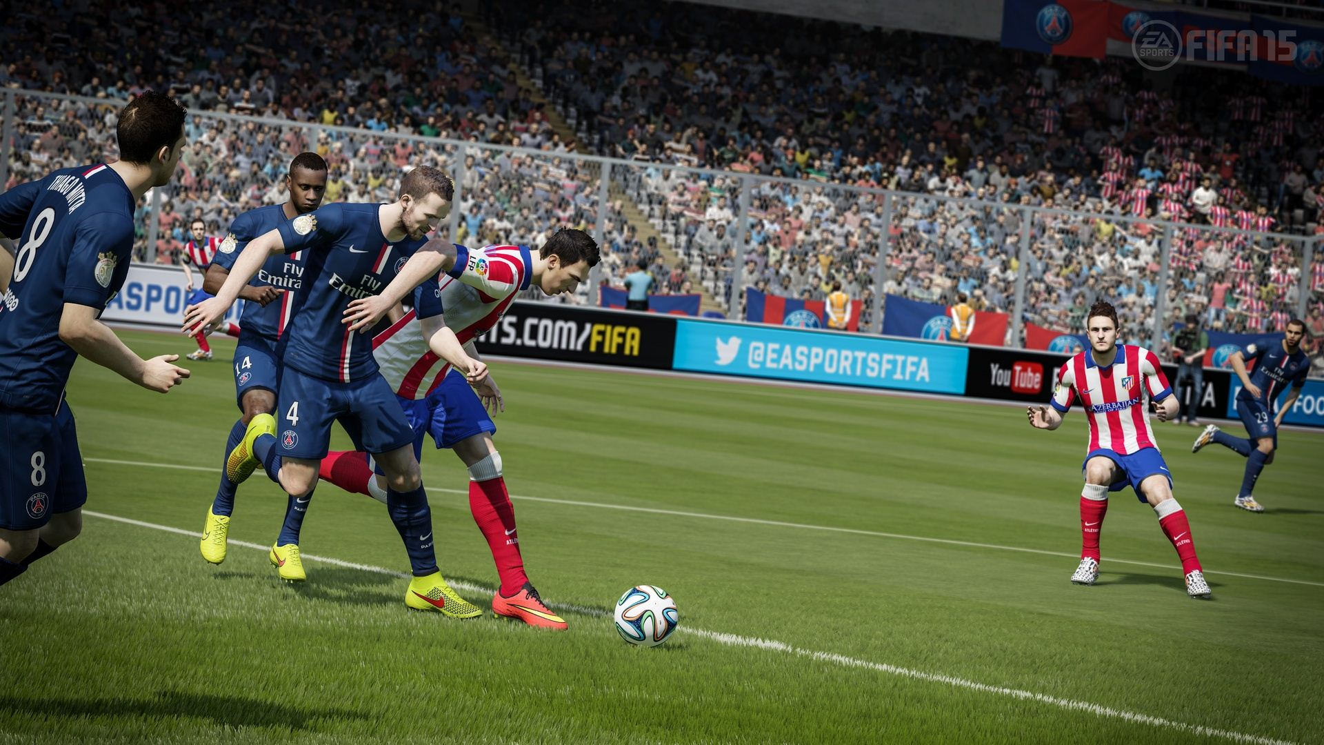 Fifa 15 Galaxy S6 Gameplay - Fliptroniks.com