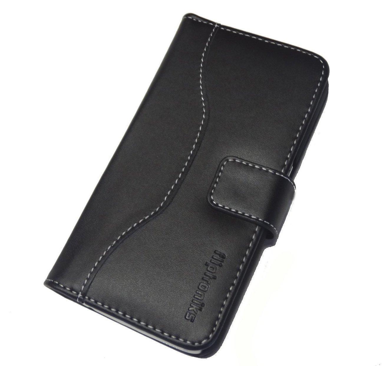 Fliptroniks Samsung Galaxy S6 Black Flip Case Top 3 Benefits