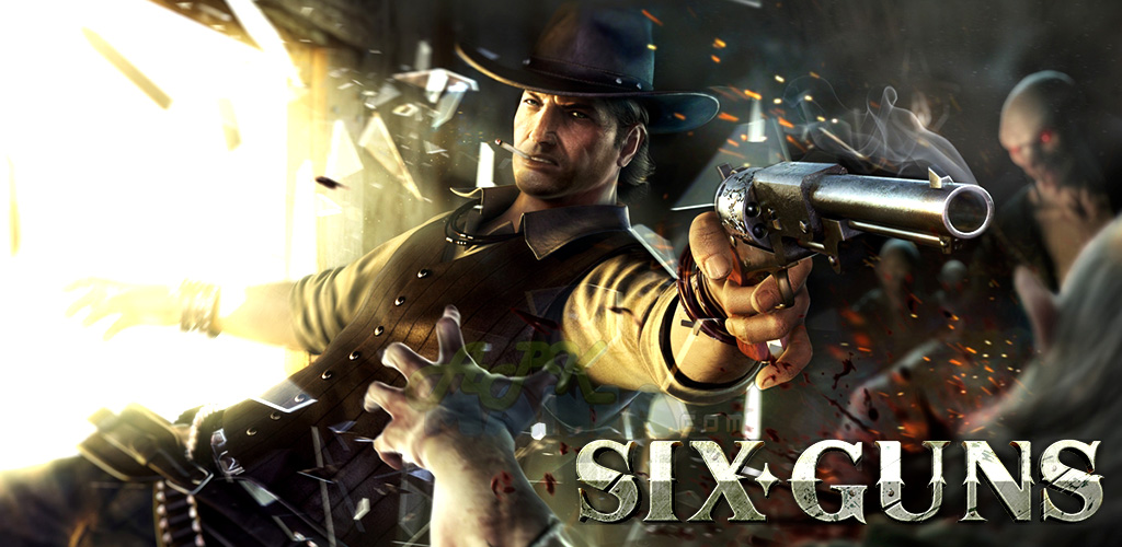 Six Guns Galaxy S6 Gameplay - Fliptroniks.com