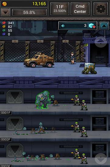 Zombie Hive Galaxy S6 Gameplay - Fliptroniks.com