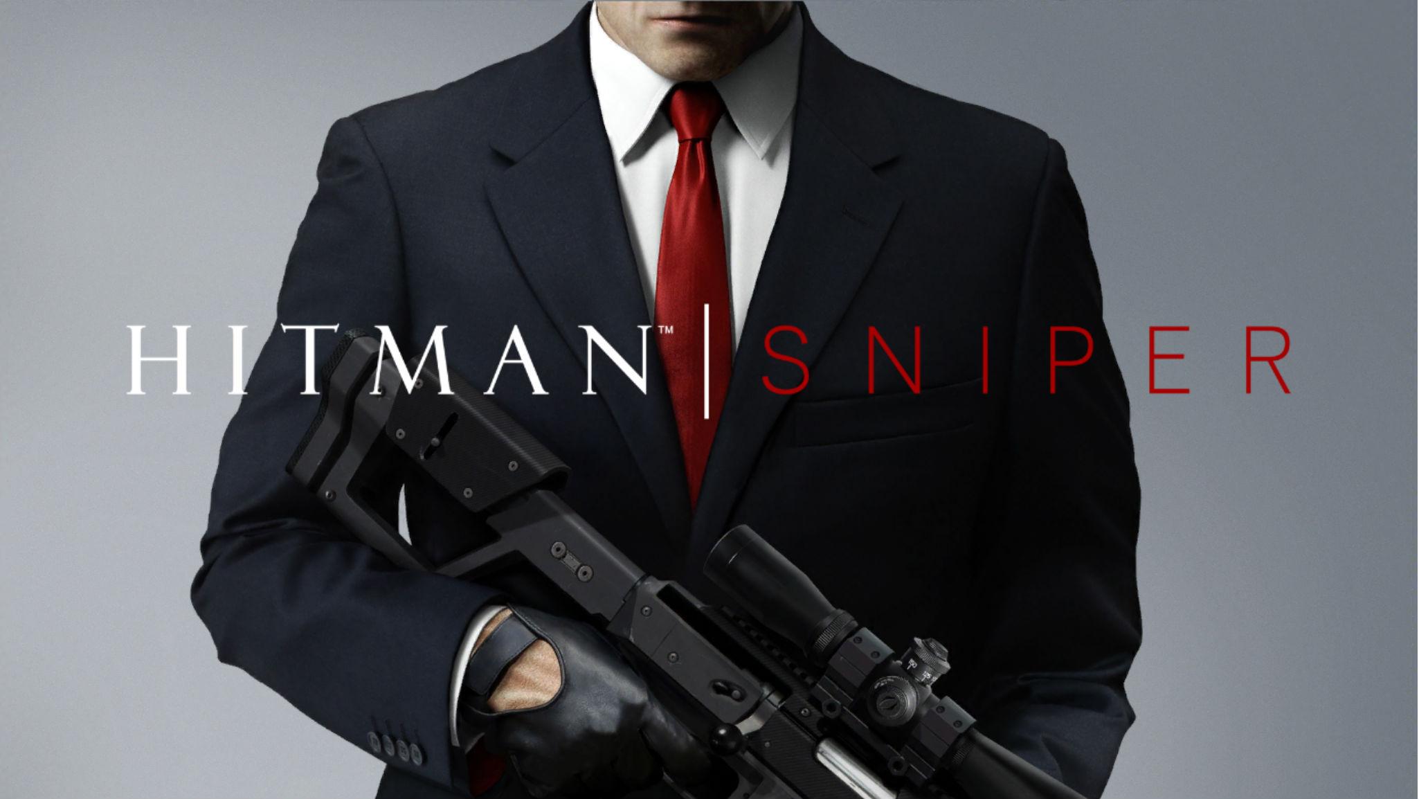hitman sniper gameplay
