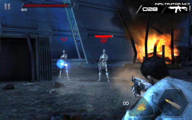 Terminator Genisys Revolution Galaxy S6 Gameplay Part 3