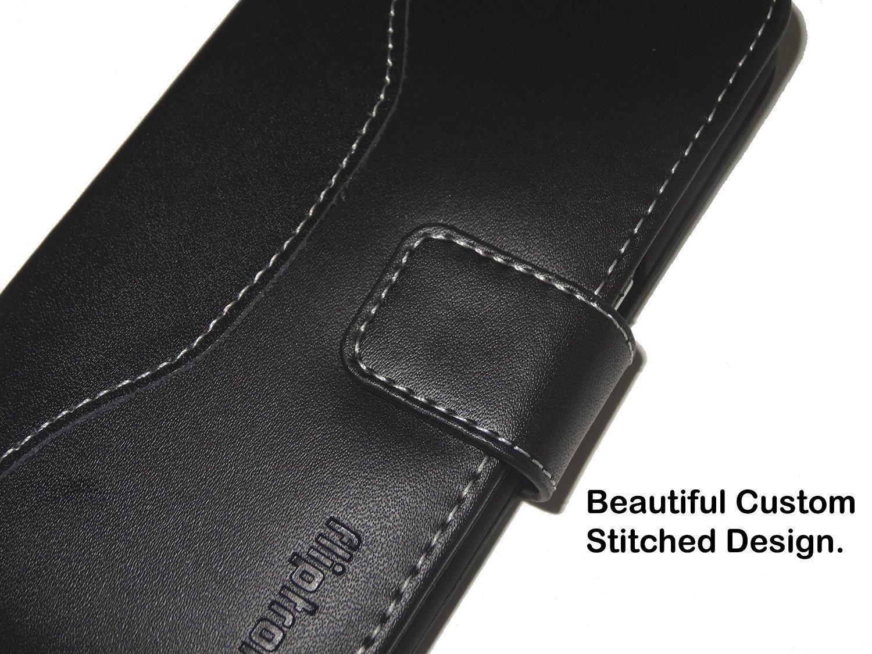 Fliptroniks Galaxy Note 4 Phone Case Wallet Top Features
