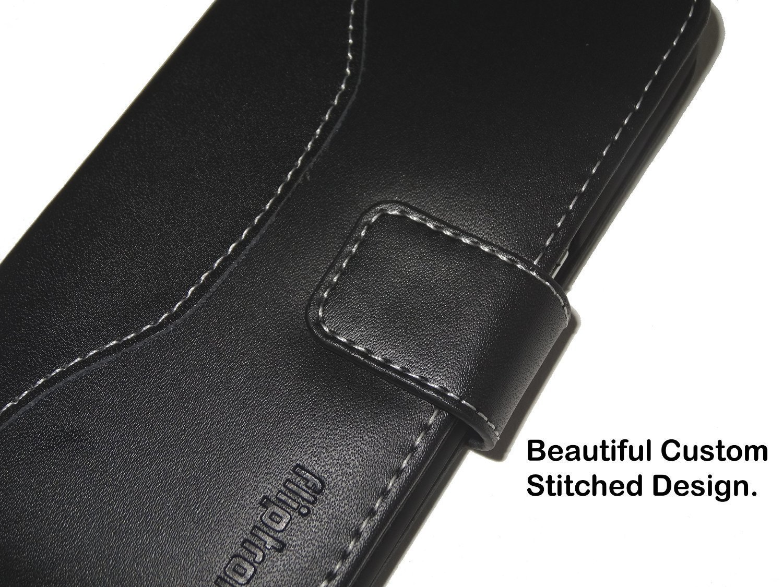 Fliptroniks Samsung Galaxy Note 4 Black Flip Case Top 3 Benefits