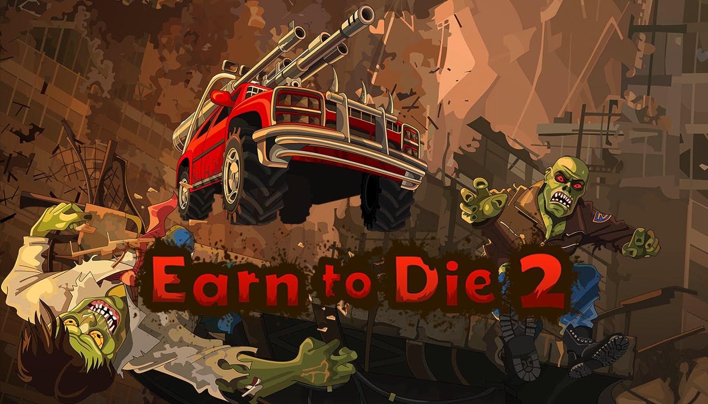 Earn To Die 2 Gameplay