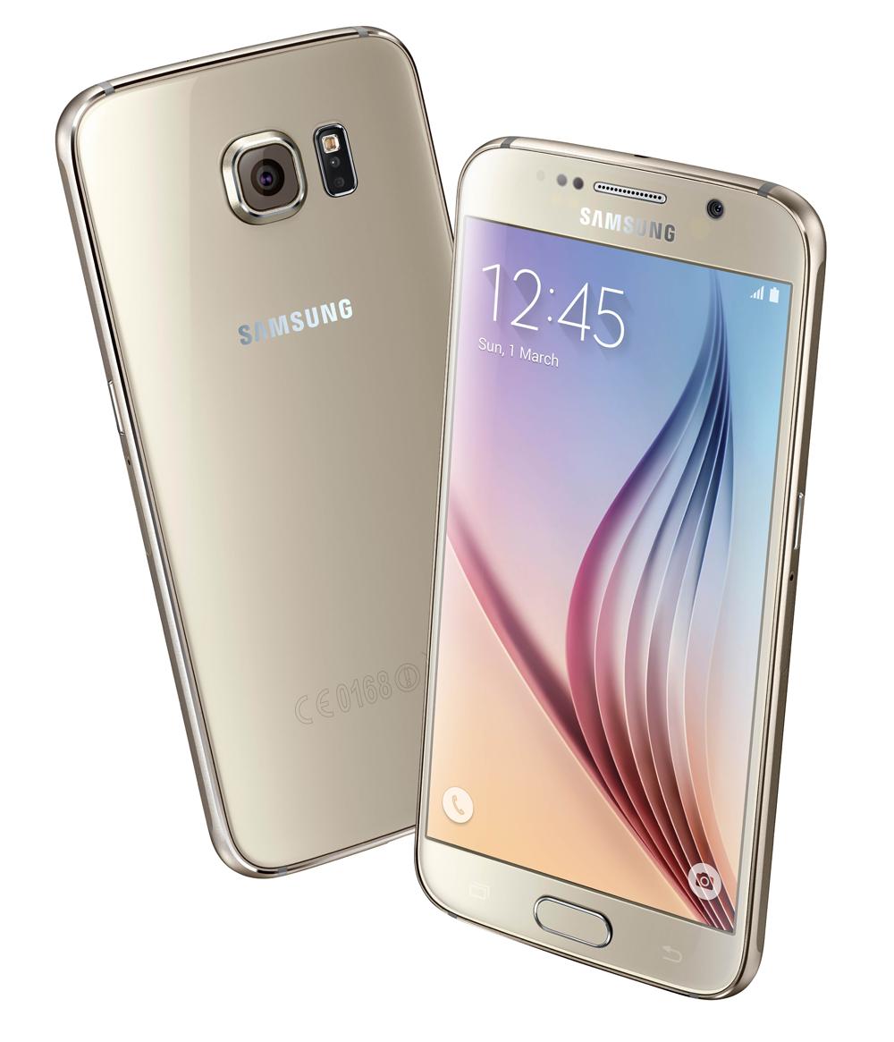 Galaxy S6 vs Galaxy S6 Edge Spec Comparison - Fliptroniks.com