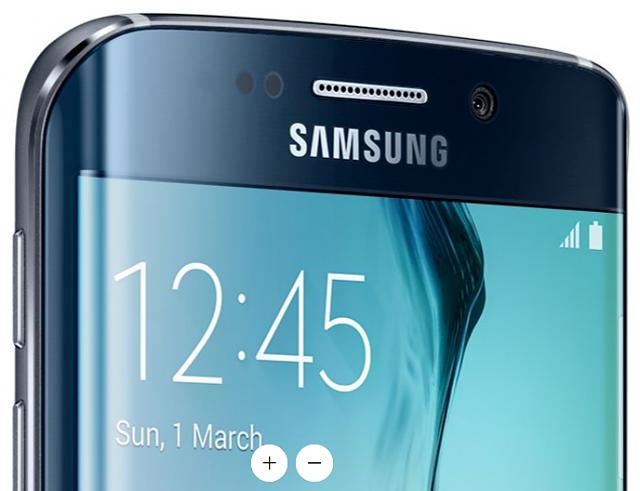 Samsung Galaxy S6 Edge - How to Use as a Flashlight - Fliptroniks.com