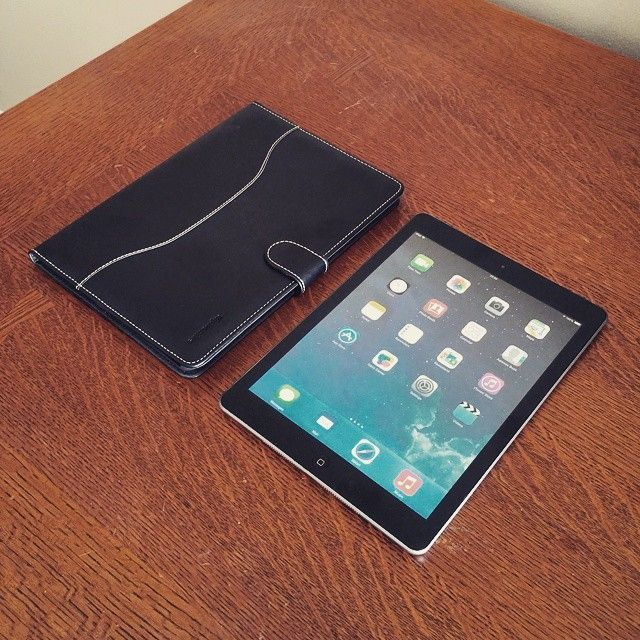 Fliptroniks Ipad Air Leather Case