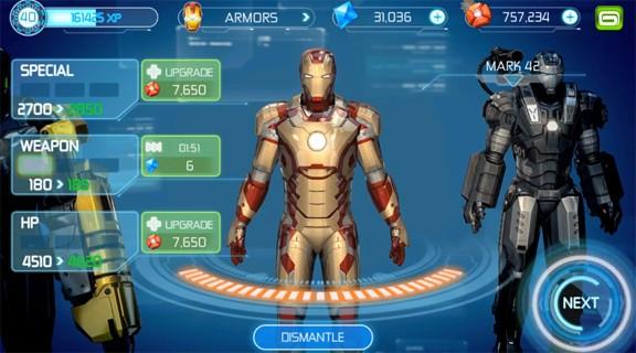 Iron Man 3 Galaxy S6 Edge Gameplay - Fliptroniks.com
