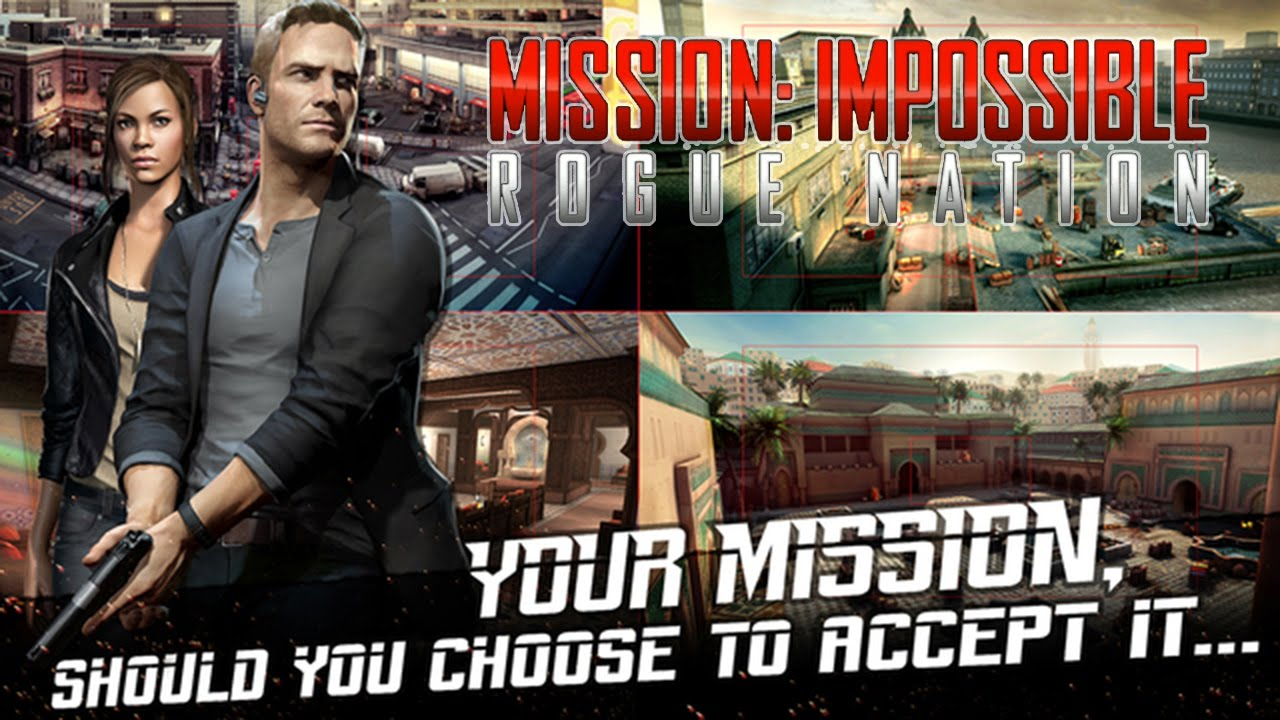 Mission Impossible Rogue Nation - Galaxy S6 Gameplay - Fliptroniks.com