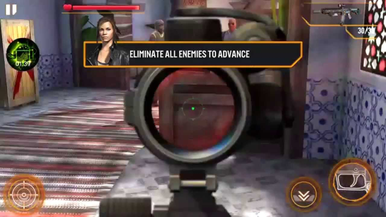 Mission Impossible Rogue Nation - Galaxy S6 Gameplay Part 3 - Fliptroniks.com