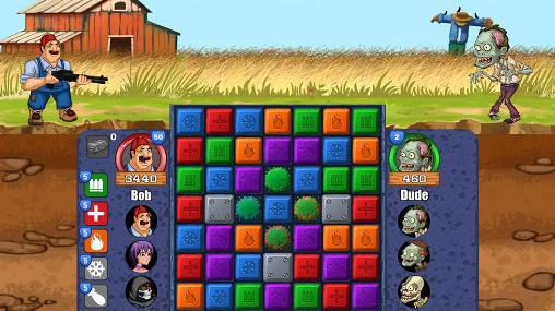 Rip Zombie Galaxy S6 Gameplay - Fliptroniks.com