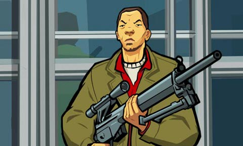 Grand Theft Auto: Chinatown Wars Galaxy S6 Edge Gameplay - Fliptroniks.com