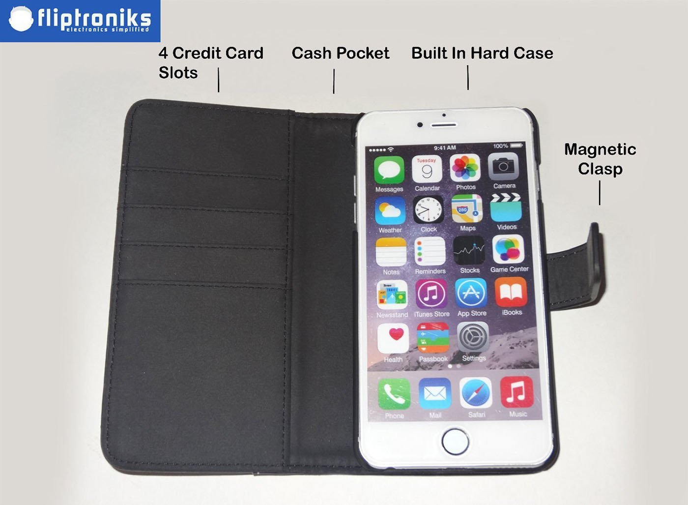 Fliptroniks 6 Plus Flip Case Top 3 Benefits