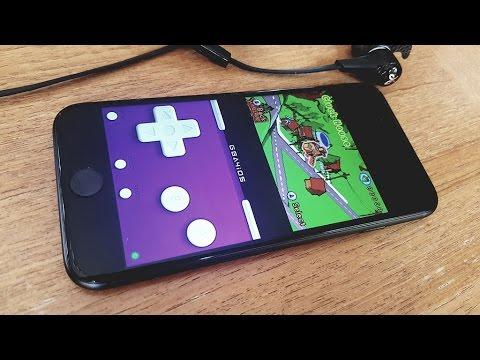 New Gameboy Advance GBA Emulator IOS 10/10 2 FREE (NO Jailbreak