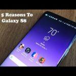 Top 5 Reasons To Buy Samsung Galaxy S8 - Fliptroniks.com