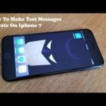 How To Make Text Messages Private On Iphone 7 / Iphone 7 Plus - Fliptroniks.com