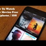 How To Watch Movies & Shows Free On IOS 11/10.3 FREE NO Jailbreak-Iphone 7/7Plus/6/6Plus/6s/6sPlus