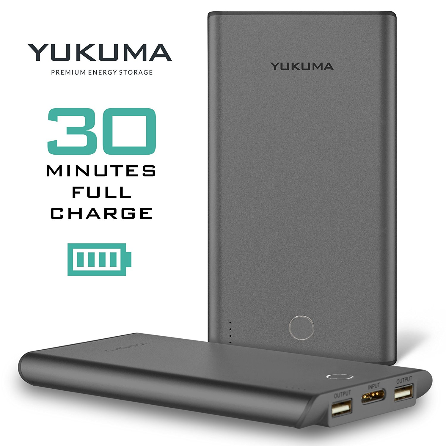 super popular cd1a7 3cac2 Best Power Bank For Iphone 8 / Iphone 8 Plus - Fliptroniks