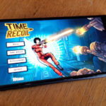 Time Recoil IOS App Review