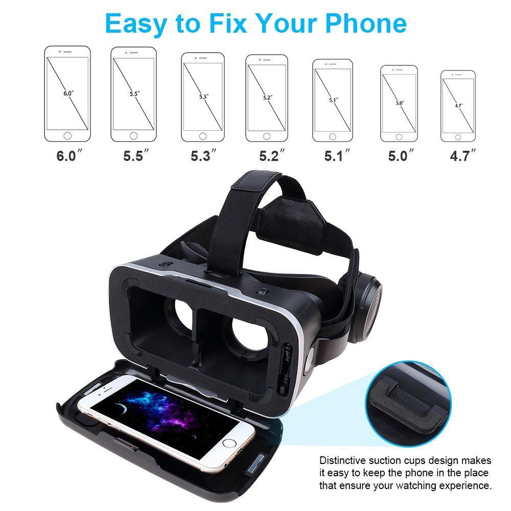 Best Vr Headset For Iphone X 8 Plus Fliptroniks