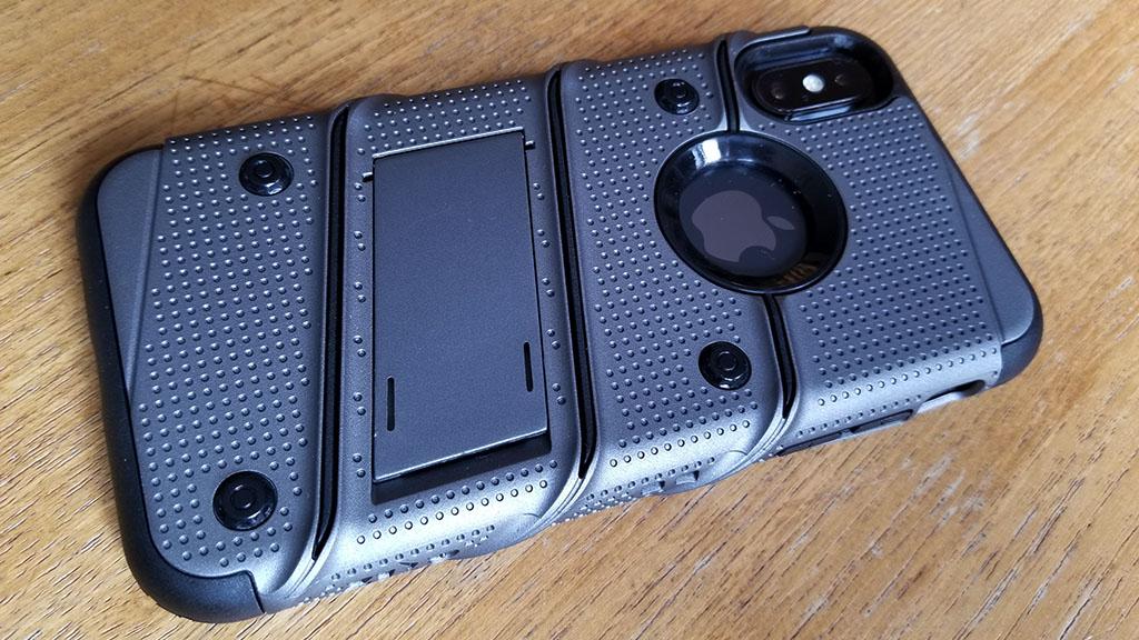 iphone xs zizo bolt case