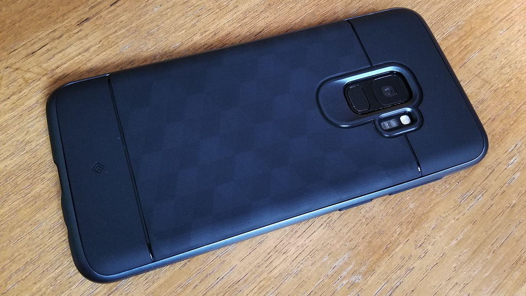 new arrival 6ba28 fab7f Caseology Parallax Galaxy S9 Case Review - Fliptroniks