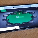 BetOnline Poker App for Iphone
