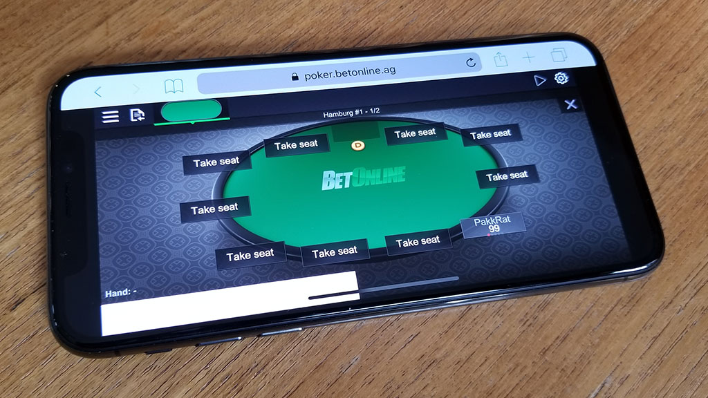 BetOnline Poker App for Iphone - Fliptroniks