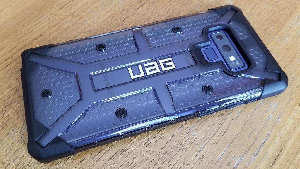 new arrivals 12de4 a051b UAG Plasma Galaxy Note 9 Case Review - Fliptroniks