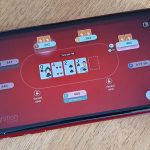 Ignition Poker Micro Stakes - Iphone Gameplay