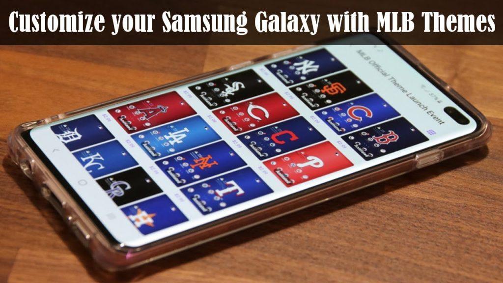 Best Themes for Samsung Galaxy S10 / S10 Plus - Fliptroniks