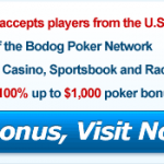 Bovada Poker Sign Up