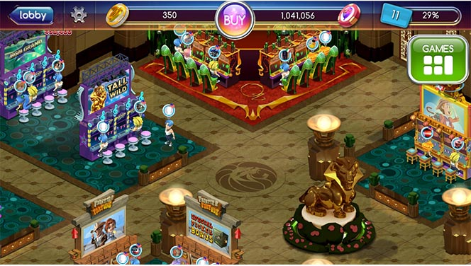 Casino Games Attribute – Meaning And Synonyms Of Casino Online