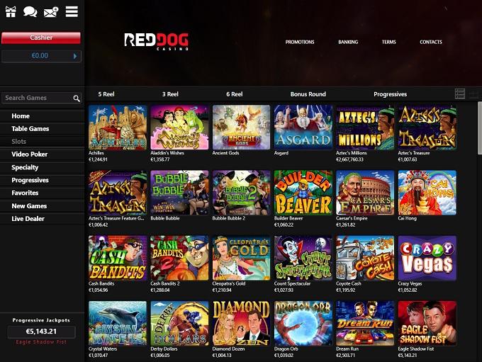 Is Red Dog Casino Legit