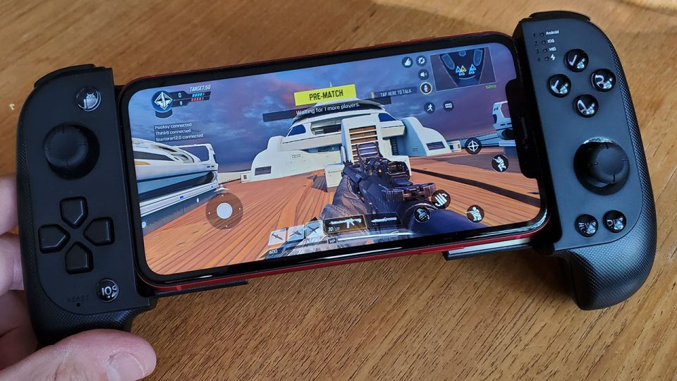Best Mobile Gaming Controller for Iphone / Android - Fliptroniks