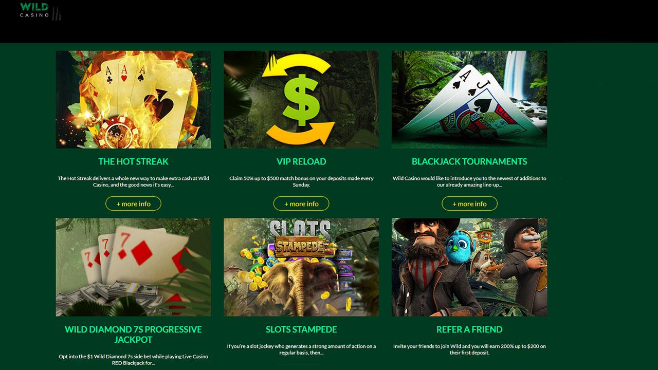 Is Go Wild Casino Legit