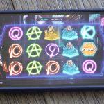 Cyberpunk City Slots On Ignition Casino