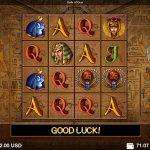 Gods of Giza Enhanced Slot Review